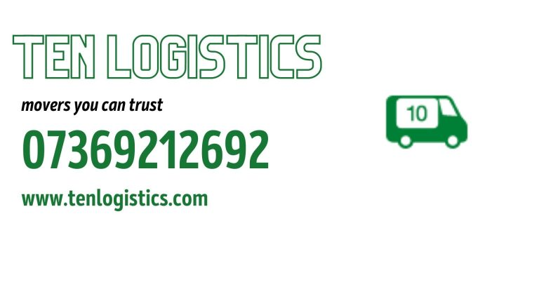 Welcome To Ten Logistics 768x432